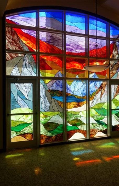 Transfer Patterns Onto Glass