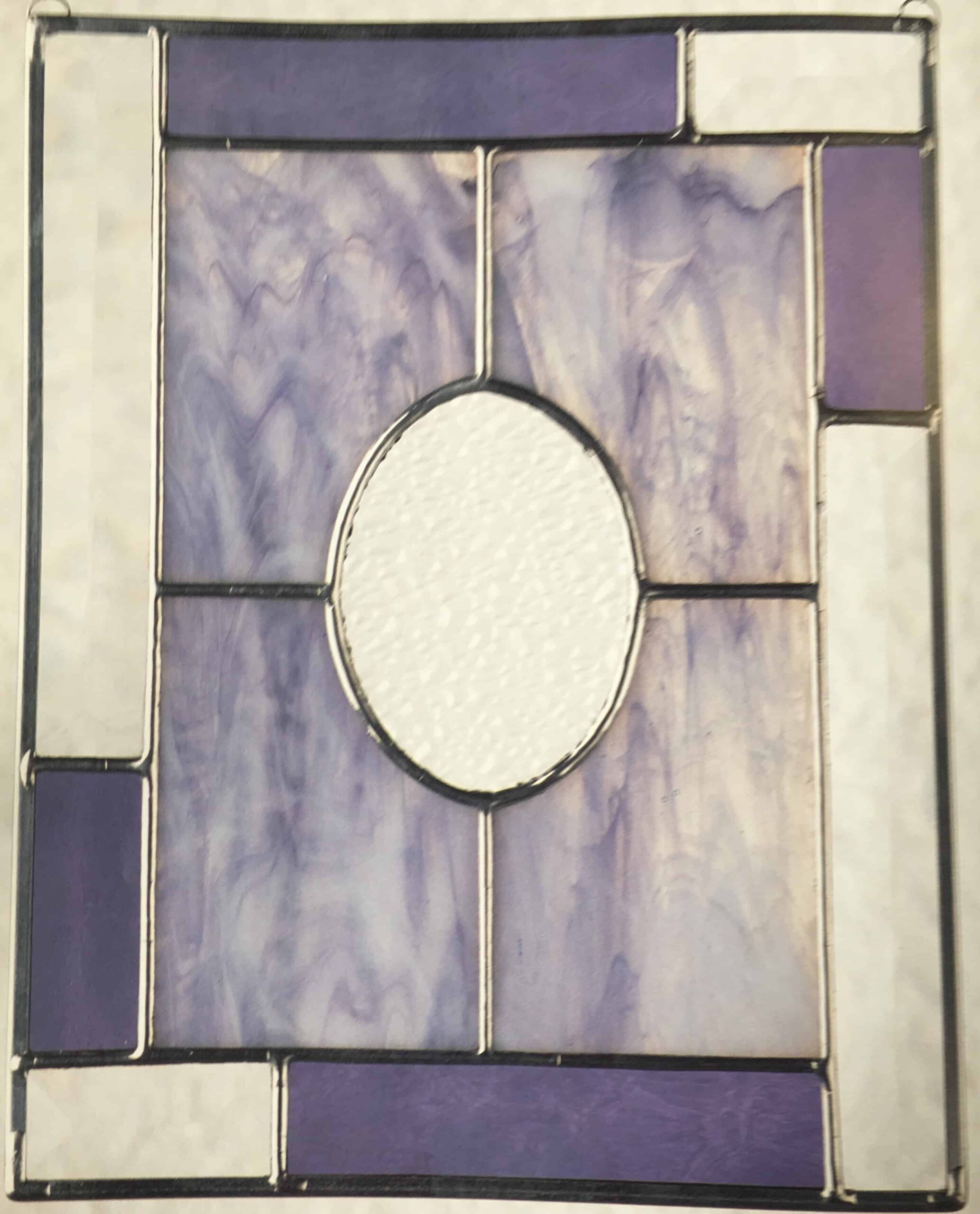 Make your own stained glass art